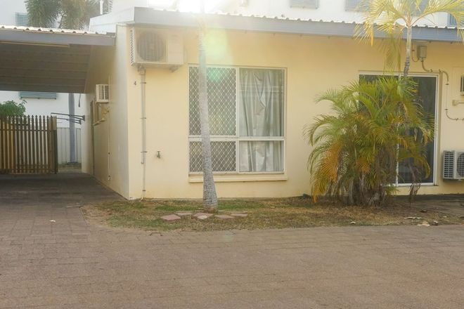 Picture of 4/17 Undoolya Street, TIWI NT 0810