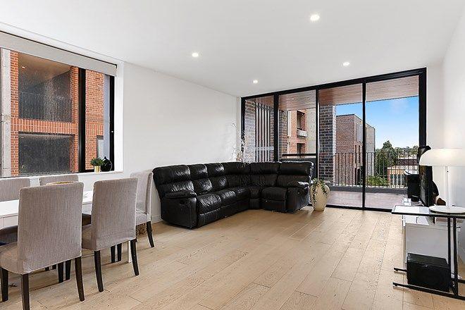 Picture of 303/3 McKinnon Avenue, FIVE DOCK NSW 2046