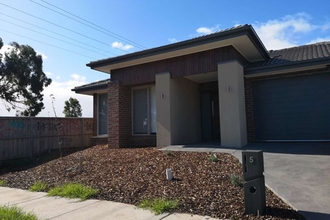 Picture of 5 Marwick Street, CARRUM DOWNS VIC 3201