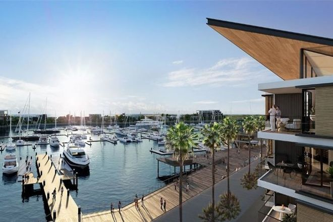 Picture of 104 Aqua at Waterfront, Old Bass Point Road, SHELL COVE NSW 2529
