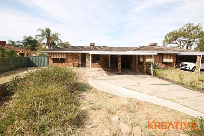 Picture of 20A Camberley Street, THORNLIE WA 6108