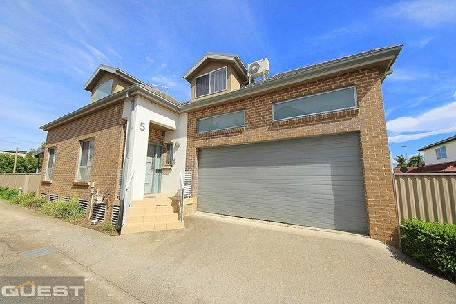Picture of 5/231 Cooper Road, YAGOONA NSW 2199