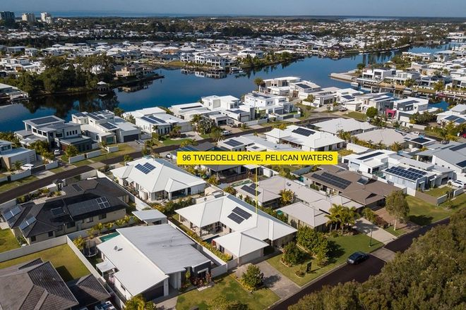 Picture of 96 Tweddell Drive, PELICAN WATERS QLD 4551