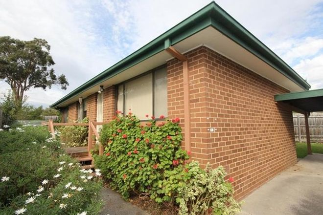 Picture of 2/24A Kemps Street, RINGWOOD EAST VIC 3135