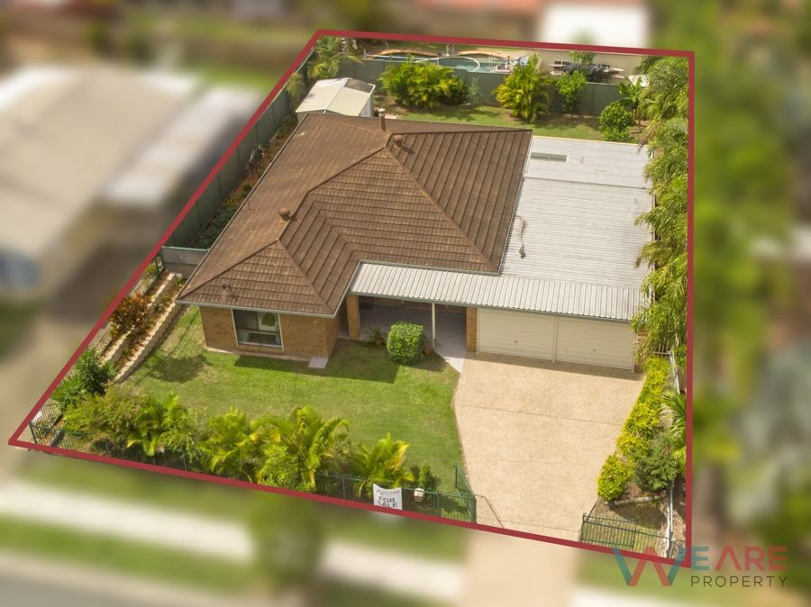 16 Baudin St, Boronia Heights QLD 4124, Image 2