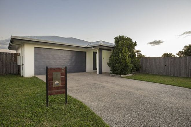 Picture of 2 Azure Drive, RURAL VIEW QLD 4740