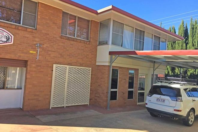 Picture of 469 West Street, DARLING HEIGHTS QLD 4350