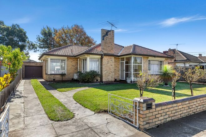 Picture of 921 Centre Road, BENTLEIGH EAST VIC 3165