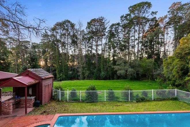 Picture of 3 Old Warrandyte Road, DONVALE VIC 3111