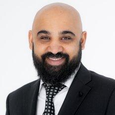 Ahmad Hashmi, Sales representative