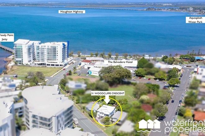 Picture of 31 WOODCLIFFE CRESCENT, WOODY POINT QLD 4019