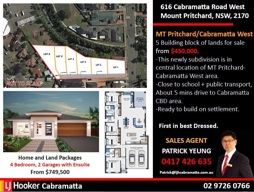616 Cabramatta Road, Mount Pritchard NSW 2170, Image 0