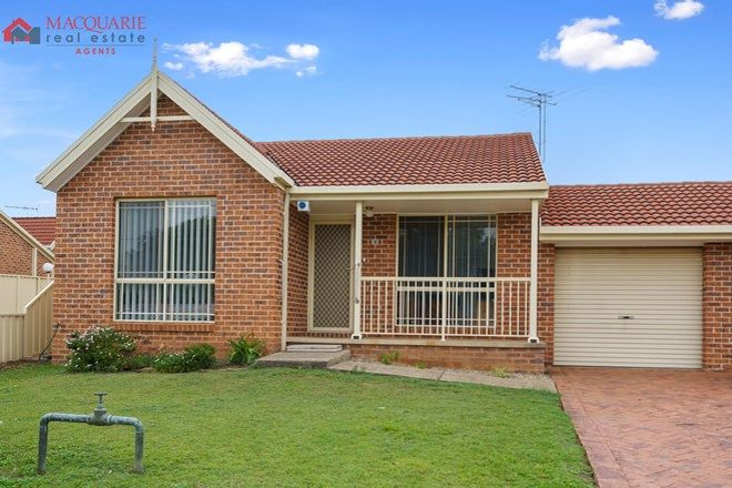 Picture of 15/68 Myall Road, CASULA NSW 2170
