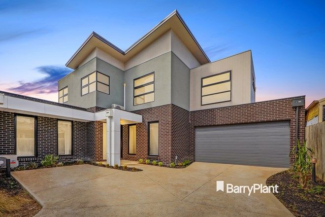 Picture of 4/5 Deschamp Crescent, ROWVILLE VIC 3178