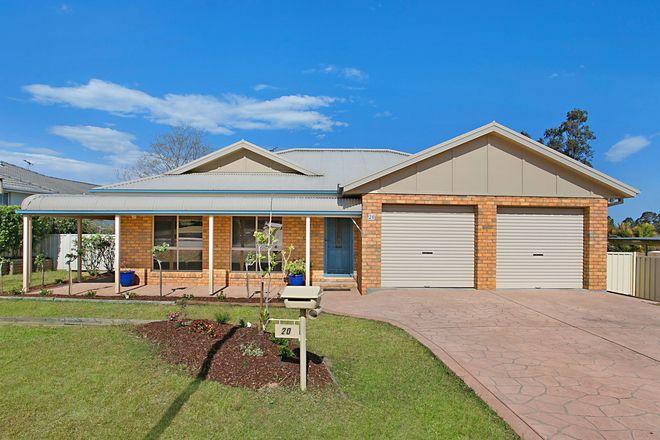 20 O'Shea Circuit, CESSNOCK NSW 2325