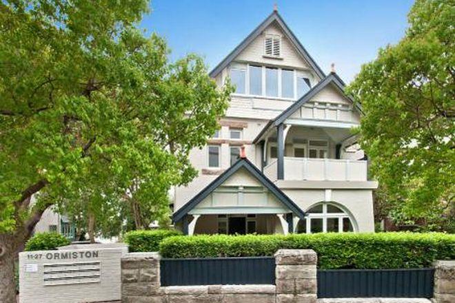 Picture of 11-27 Carabella Street, KIRRIBILLI NSW 2061