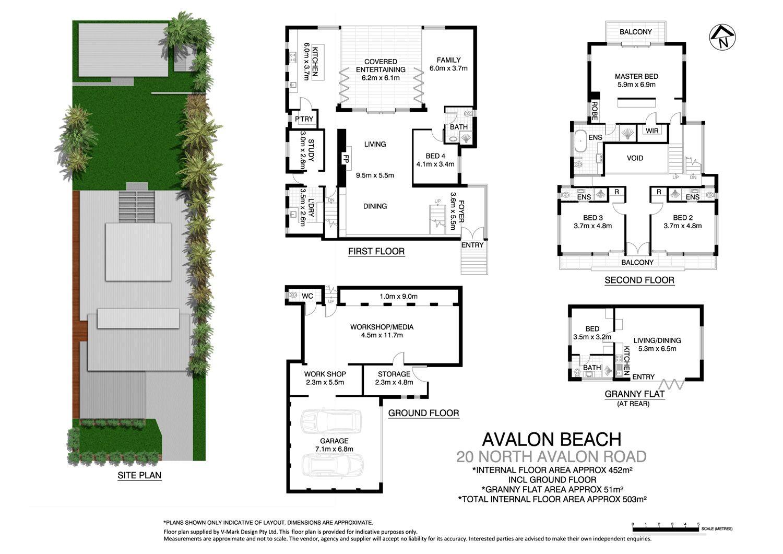 20 North Avalon Road, Avalon Beach NSW 2107, Image 12