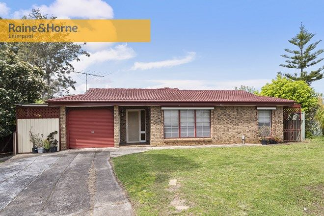 Picture of 7 Camira Place, BONNYRIGG NSW 2177