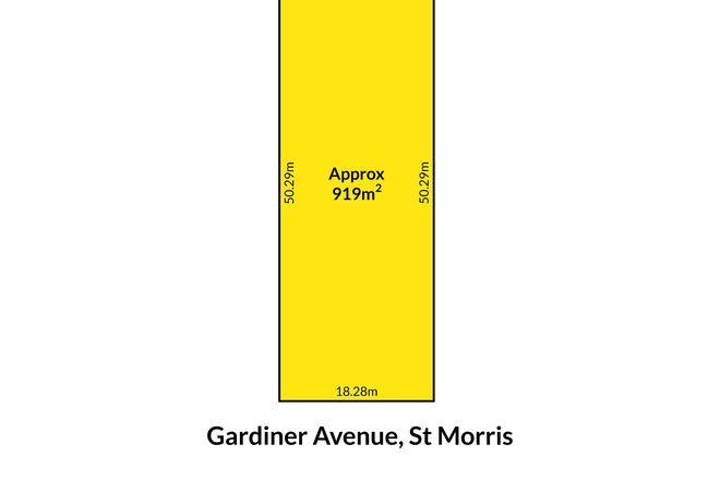 ST MORRIS SA 5068