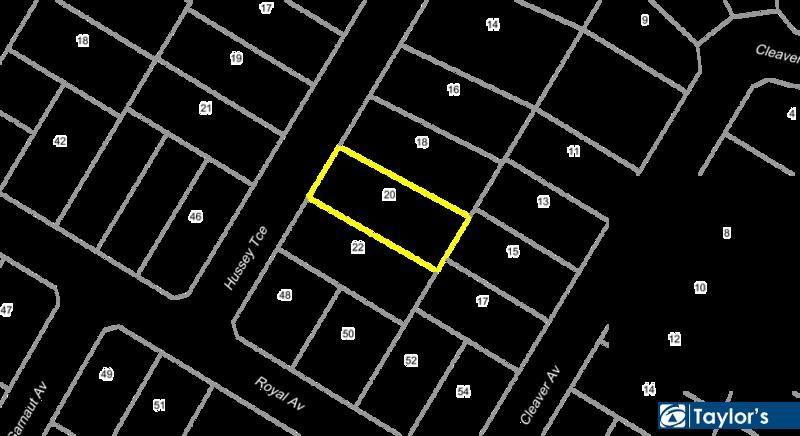 Lot 2 20 Hussey  Terrace, Pooraka SA 5095, Image 1