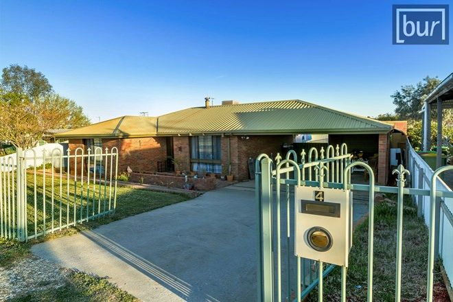 Picture of 4 Howlong Road, RUTHERGLEN VIC 3685
