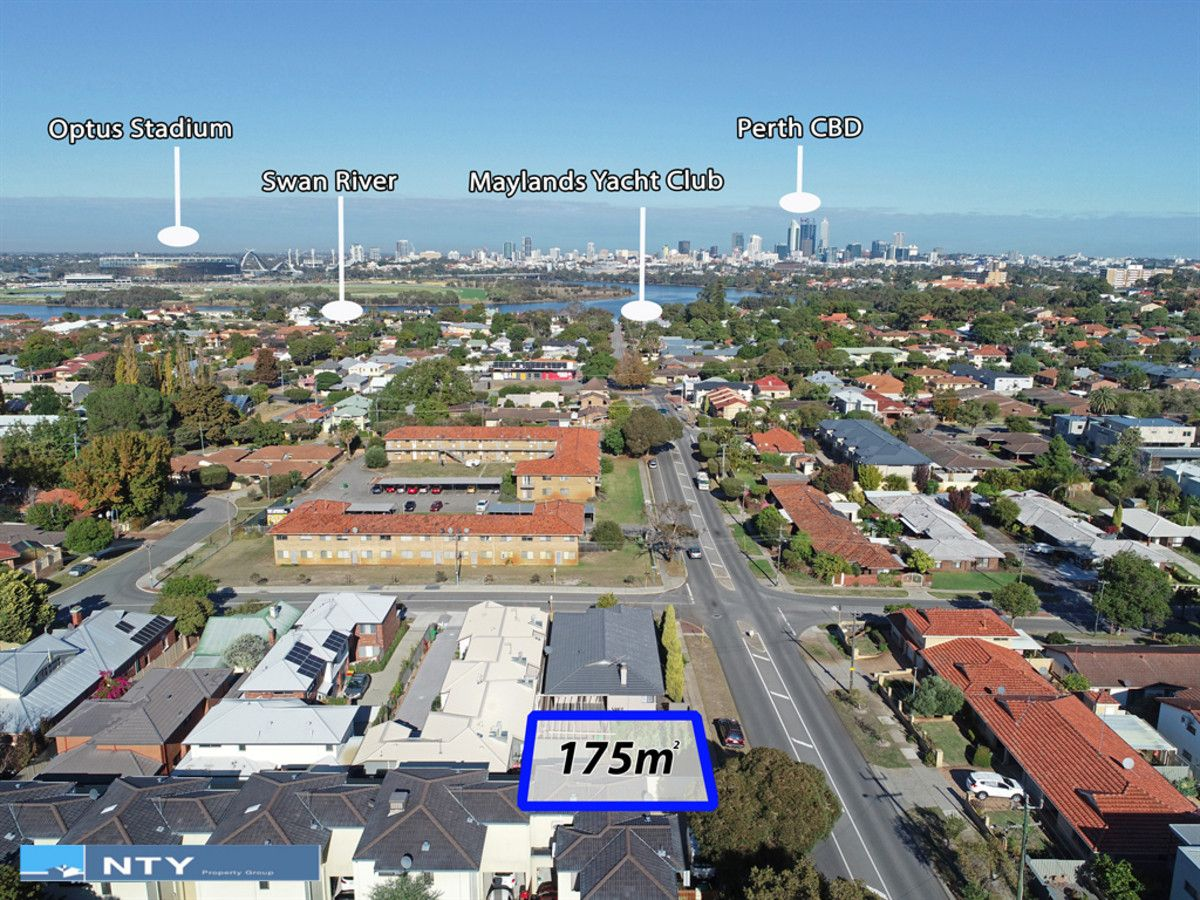 Lot 2/10 Eighth Avenue, Maylands WA 6051, Image 1
