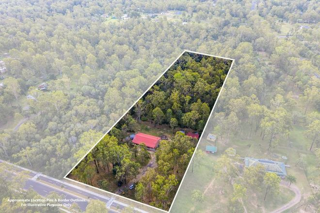 Picture of 103-111 Mountain Ridge Road, SOUTH MACLEAN QLD 4280