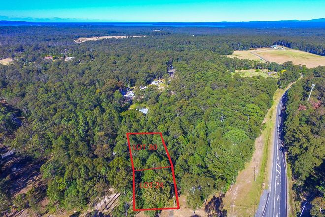 Lot 24 Jerberra Road, TOMERONG NSW 2540