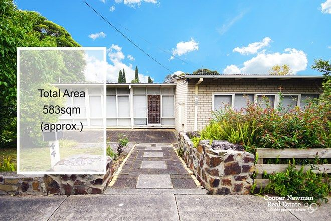 Picture of 44 Finch Street, BURWOOD VIC 3125