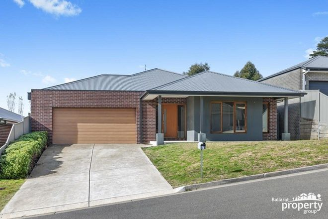 Picture of 7 Chiara Court, BROWN HILL VIC 3350