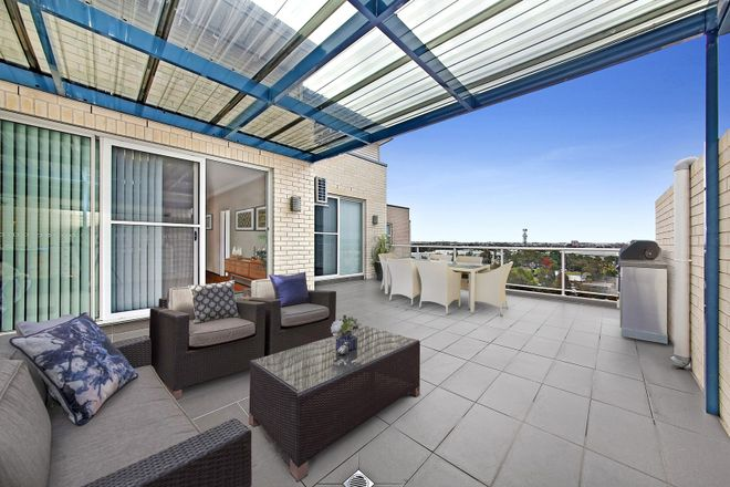 E507/81-86 Courallie Avenue, HOMEBUSH WEST NSW 2140