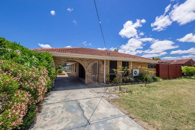 Picture of 107 Hume Road, THORNLIE WA 6108