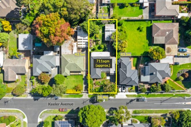 Picture of 2 Keeler Avenue, BAYSWATER VIC 3153