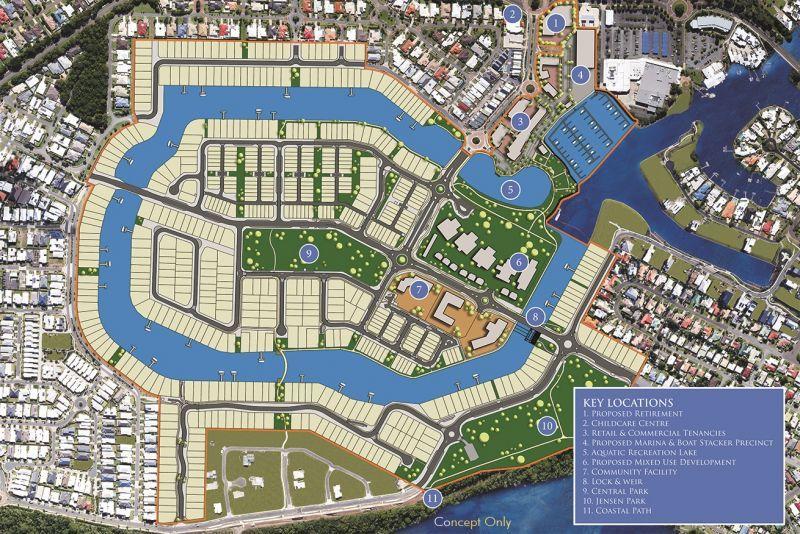 LAND/57 MARINA VIEW DRIVE, Golden Beach QLD 4551, Image 2