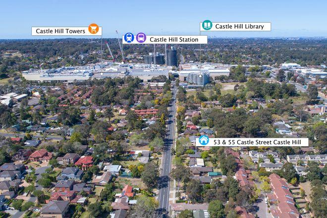 53-55 Castle Street, CASTLE HILL NSW 2154