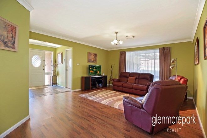 Picture of 53 Monarch Circuit, GLENMORE PARK NSW 2745