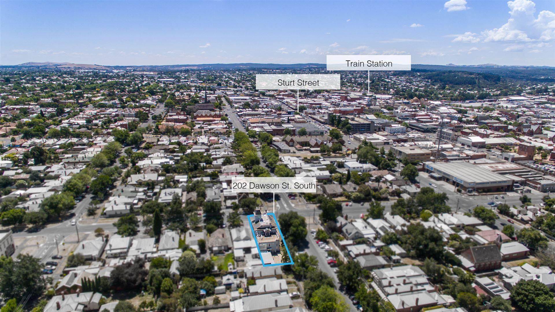 202 Dawson Street South, Ballarat Central VIC 3350, Image 1
