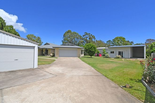 Picture of 16 Snapper Street, KAWUNGAN QLD 4655