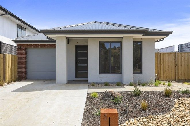 Picture of 5 Gugger Place, FYANSFORD VIC 3218