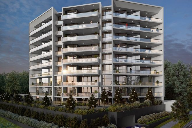 Picture of 402/21 Harbour Street, WOLLONGONG NSW 2500