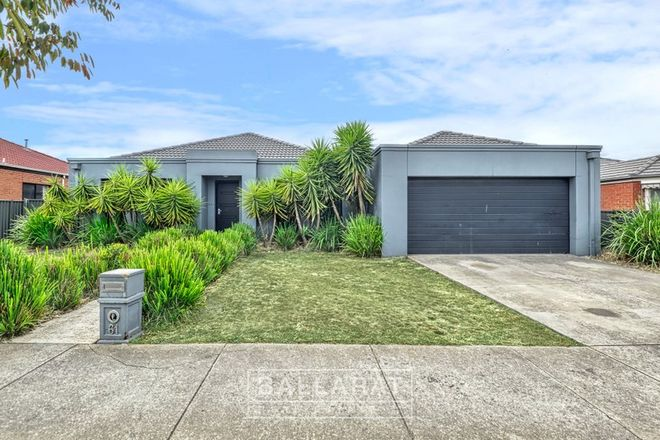 Picture of 61 Dyson Drive, ALFREDTON VIC 3350