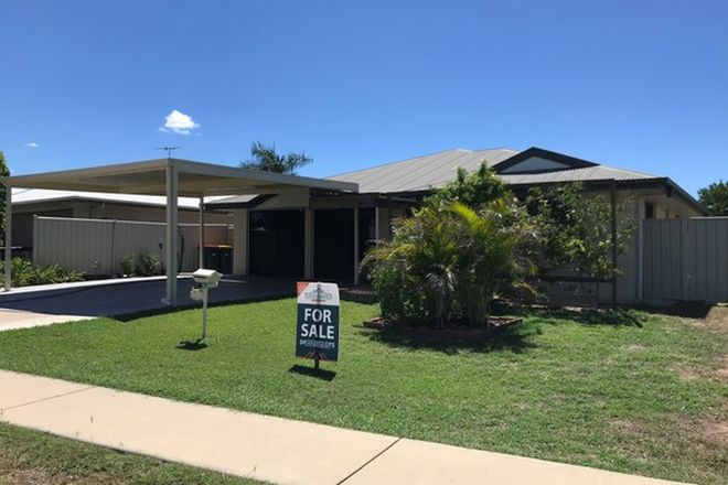 Picture of 14 Glovar Street, EMERALD QLD 4720