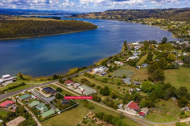 Picture of 155 Gravelly Beach Road, BLACKWALL TAS 7275