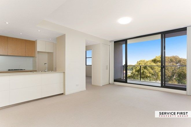 Picture of 722/17 Chatham Road, WEST RYDE NSW 2114
