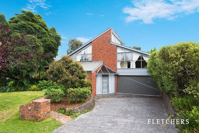 Picture of 6 Hilldale Close, RINGWOOD NORTH VIC 3134