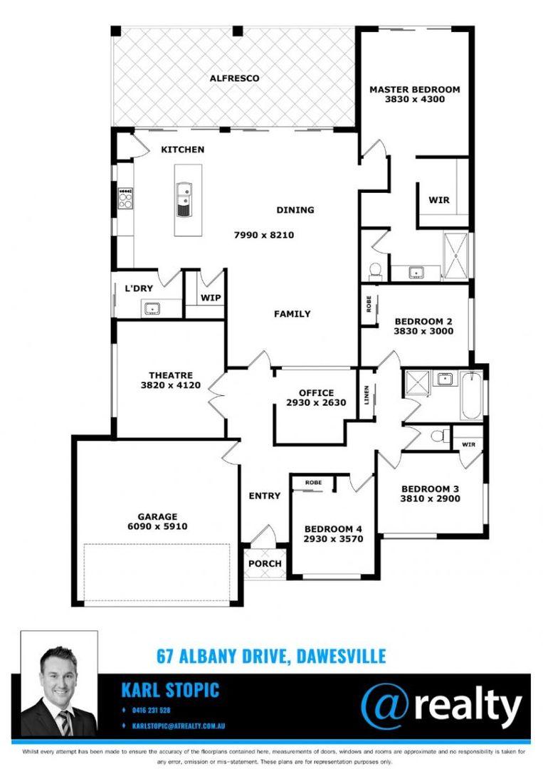 67 Albany Drive, Dawesville WA 6211 - House For Sale   Domain