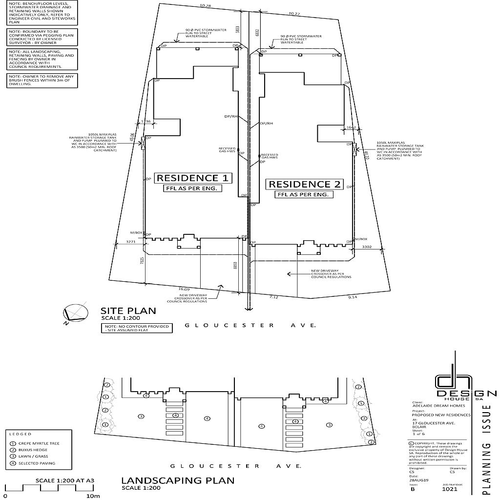 17a & 17b Gloucester Avenue, Belair SA 5052, Image 2