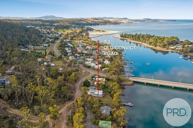 Picture of 1/3 Old Convict Road, ORFORD TAS 7190