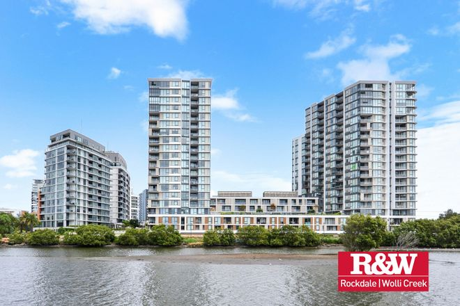 Picture of 706/2 Chisholm Street, WOLLI CREEK NSW 2205