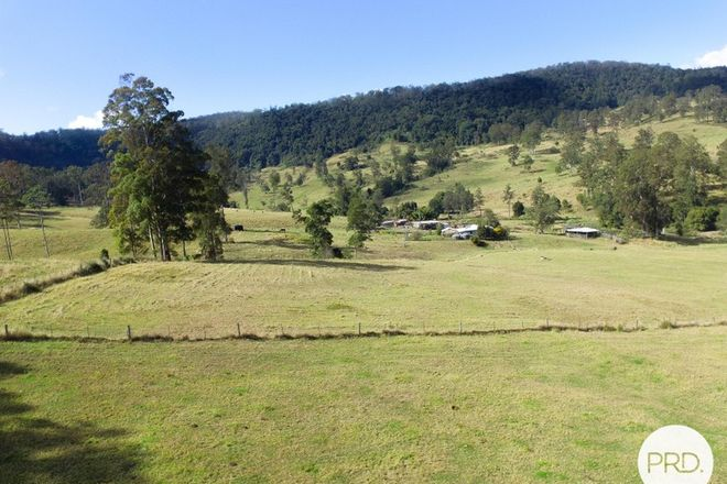 Picture of 807 Tunglebung Creek Road, TUNGLEBUNG NSW 2469